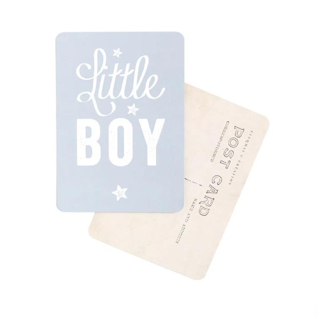 Carte LITTLE BOY